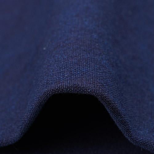 ストレッチ藍染